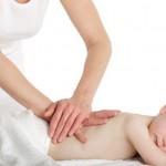 masajes infantil