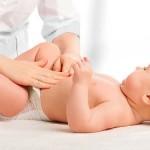 fisioterapia pedaitrica, fiosterapia infantil colicos