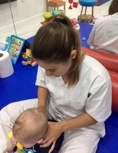 torticolis congenita, fisioterapia pediatrica