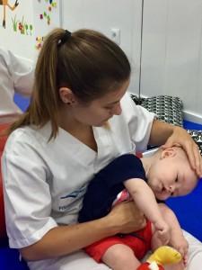torticolis congenita, fisioterapia, osteopatia, fisioetrapia pediatrica